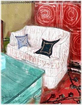 My sofa by Gilberto De Martino