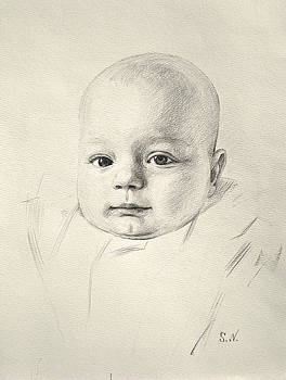 My son Peter 2008 by Svitozar Nenyuk