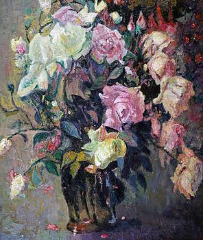 My Valentine Bouquet by Benjamin Johnson