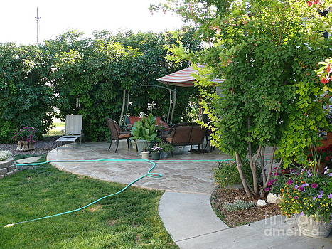My Yard Love by Jeff Pickett