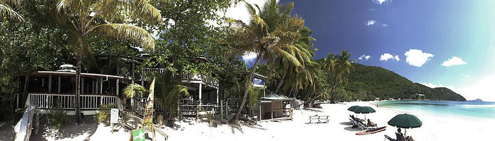 Myett's Cane Garden Bay by Tropigallery -