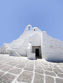 Hakon Soreide - Mykonian Church