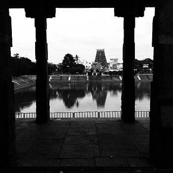 Mylapore Kapaleshwar Temple. #mylapore by Srivatsa Ray