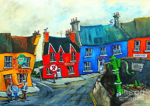 Val Byrne - MyLO in Eyeries West Cork