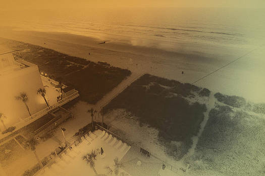 Myrtle Beach In The Morning by J Riley Johnson