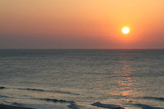 Myrtle Beach Sunrise by Beth Andersen