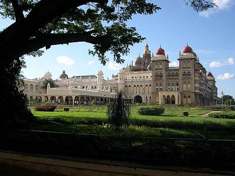 Mysore Palace by Joe Zachariah