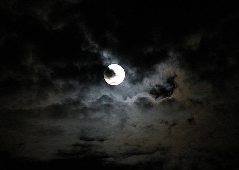 Mysterious Moon by Kay Mathews