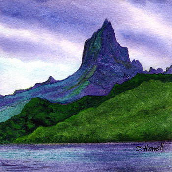 Mysterious Moorea by Sandi Howell