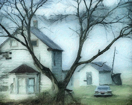 Mysterious Morning by Kathy Jennings