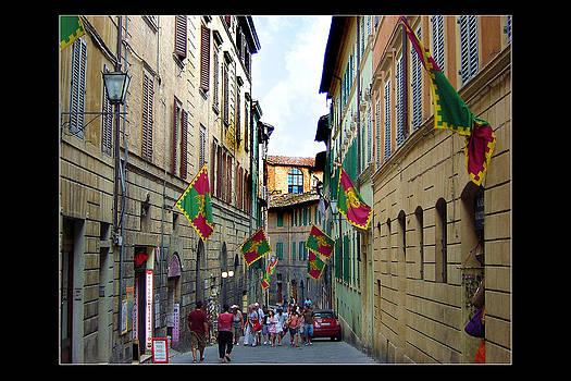 Mysterious Siena by Ajithaa Edirimane