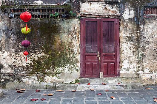 Mystery Door by Matthew Riccio