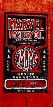 Mystery Oil by Karol Livote