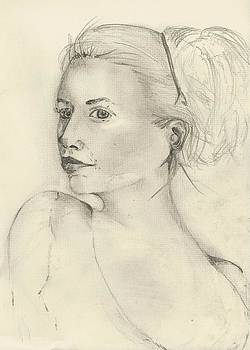 Mystery Woman by Deborah Gorga