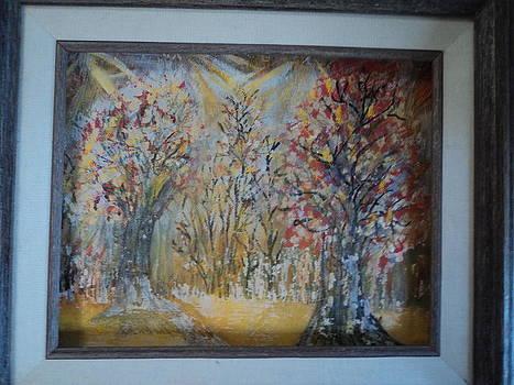 Anne-Elizabeth Whiteway - Mystery Woods