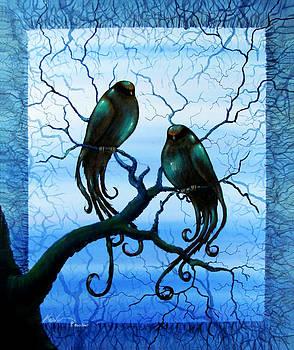 Mystic Birds by Kevin Escobar