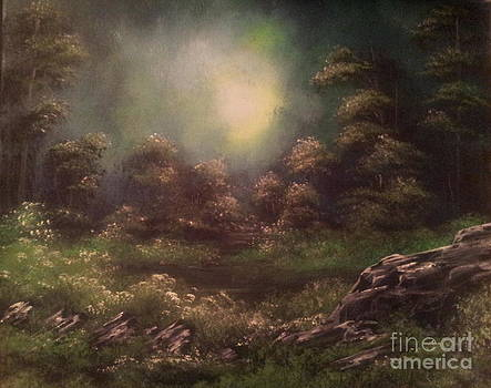 Mystic forest 2 by Erik Axebrink