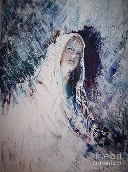Mystic Madonna by J Anthony Shuff