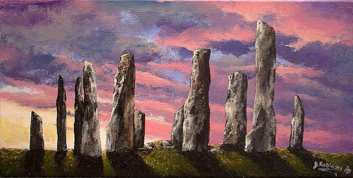 Mystic Morning  by Julia Robinson