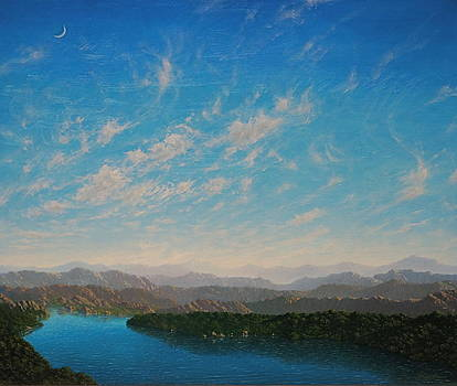 Mystic River by Karma Moffett