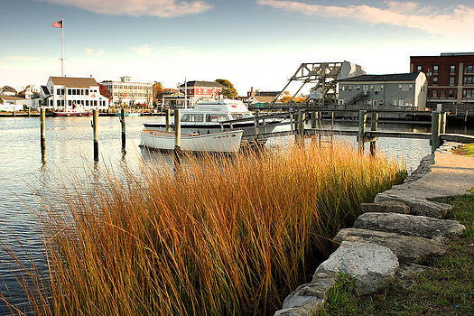 Mystic Seaport Ct by Gail Maloney