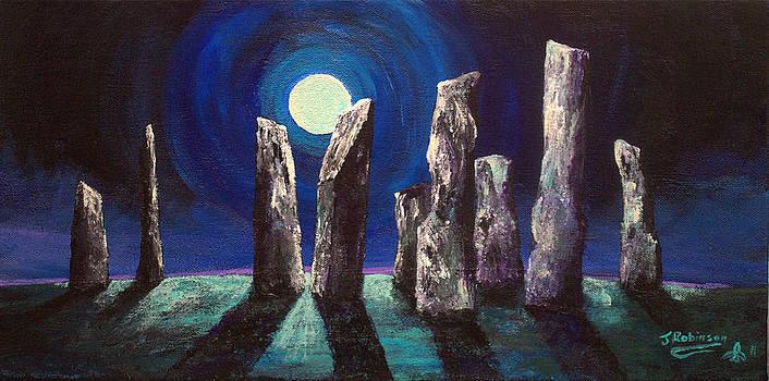 Mystic Stones by Julia Robinson