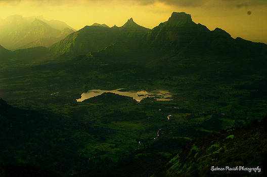 Mystic Valley by Salman Ravish