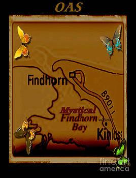Mystical Findhorn Bay by Oberon Ahura Star