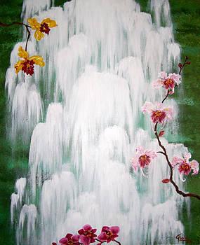 Mystical Garden by Garbis Bartanian