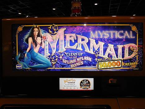 Mystical Mermaid Slot Machine by Yul Olaivar