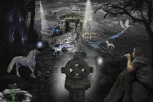 Mystics Eve by Bill Oliver