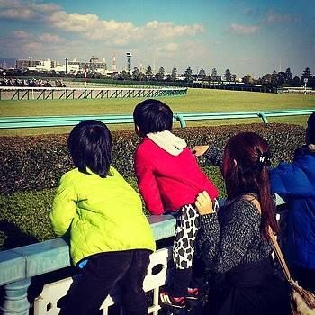 Racecourse by Yoshikazu Yamaguchi