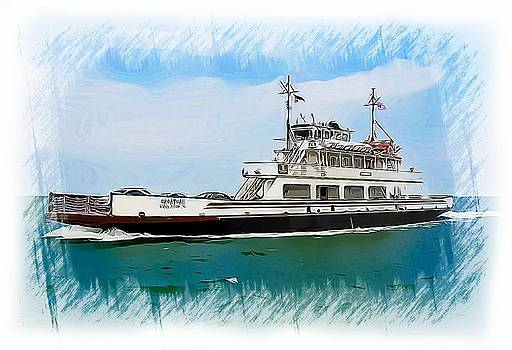 N C Ferry 1199 by J D  Whaley