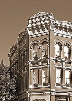 Connie Fox - N. D. Hill Building. Port Townsend Historic District