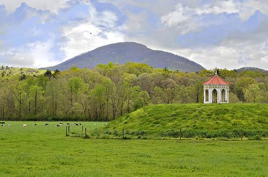 Nacoochee Indian Mound by Susan Leggett