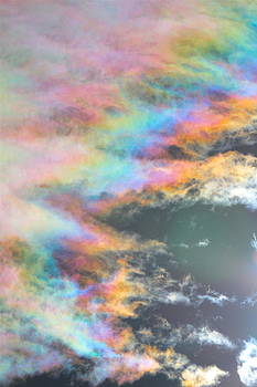 Nacreous Clouds 4 by Paul Marto