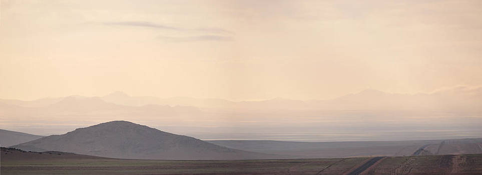 Namib panorama 1 by Grobler Du Preez