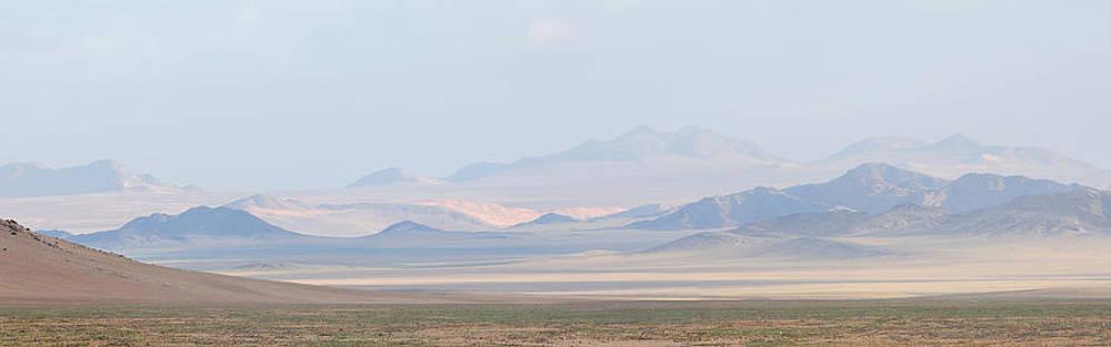 Namib panorama 2 by Grobler Du Preez