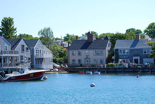 Nantucket Harbor by Lorena Mahoney