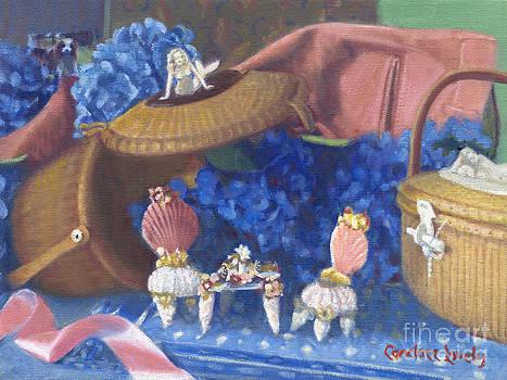 Candace Lovely - Nantucket Mermaid Tea