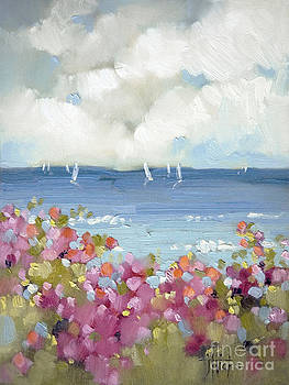 Nantucket Sea Roses by Joyce Hicks