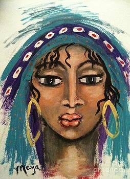 Naomi by Maya Telford