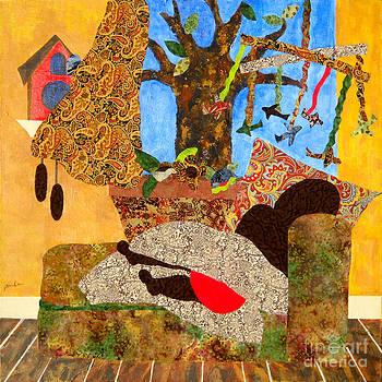 Nap time by Paula Drysdale Frazell