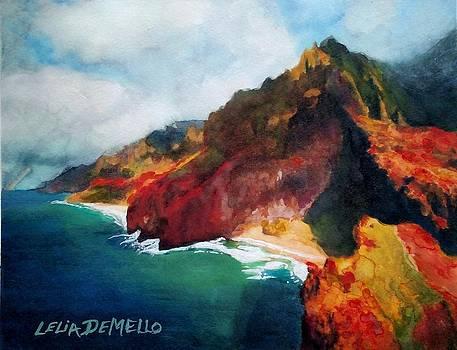 Napali No. 2 by Lelia DeMello
