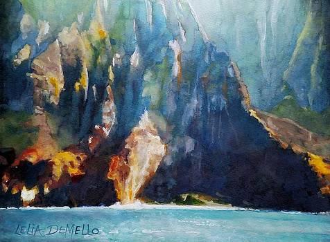Napali No. 4 by Lelia DeMello