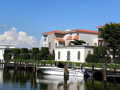 Naples dream home by Anna Baker