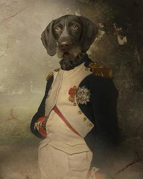 Napoleon Dog by Cindy Grundsten
