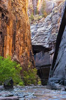 Narrow Passage by Bob Phillips