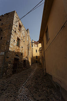 Narrow streets by Paul Indigo