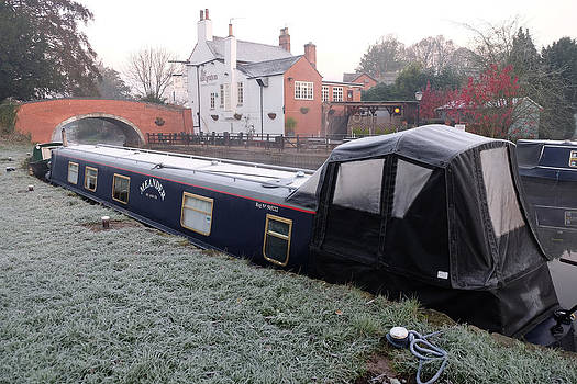 Mark Severn - narrowboat